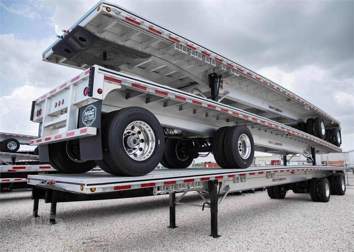 Road Warrior Trailer >> 2020 Mac Trailer Mfg Road Warrior For Sale In Baytown Texas