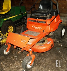 Zero Turn Lawn Mowers Online Auctions - 78 Listings
