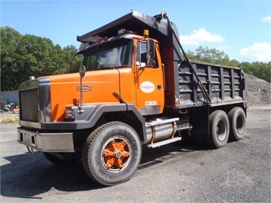 Autocar Dump Trucks For Sale 18 Listings Truckpaper Com