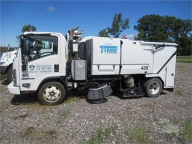 TYMCO Sweepers / Broom Equipment For Sale - 43 Listings