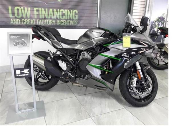 KAWASAKI NINJA H2SX SE Motorsports For Sale - 2 Listings