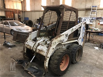 BOBCAT 753 For Sale - 40 Listings   MarketBook ca - Page 1 of 2