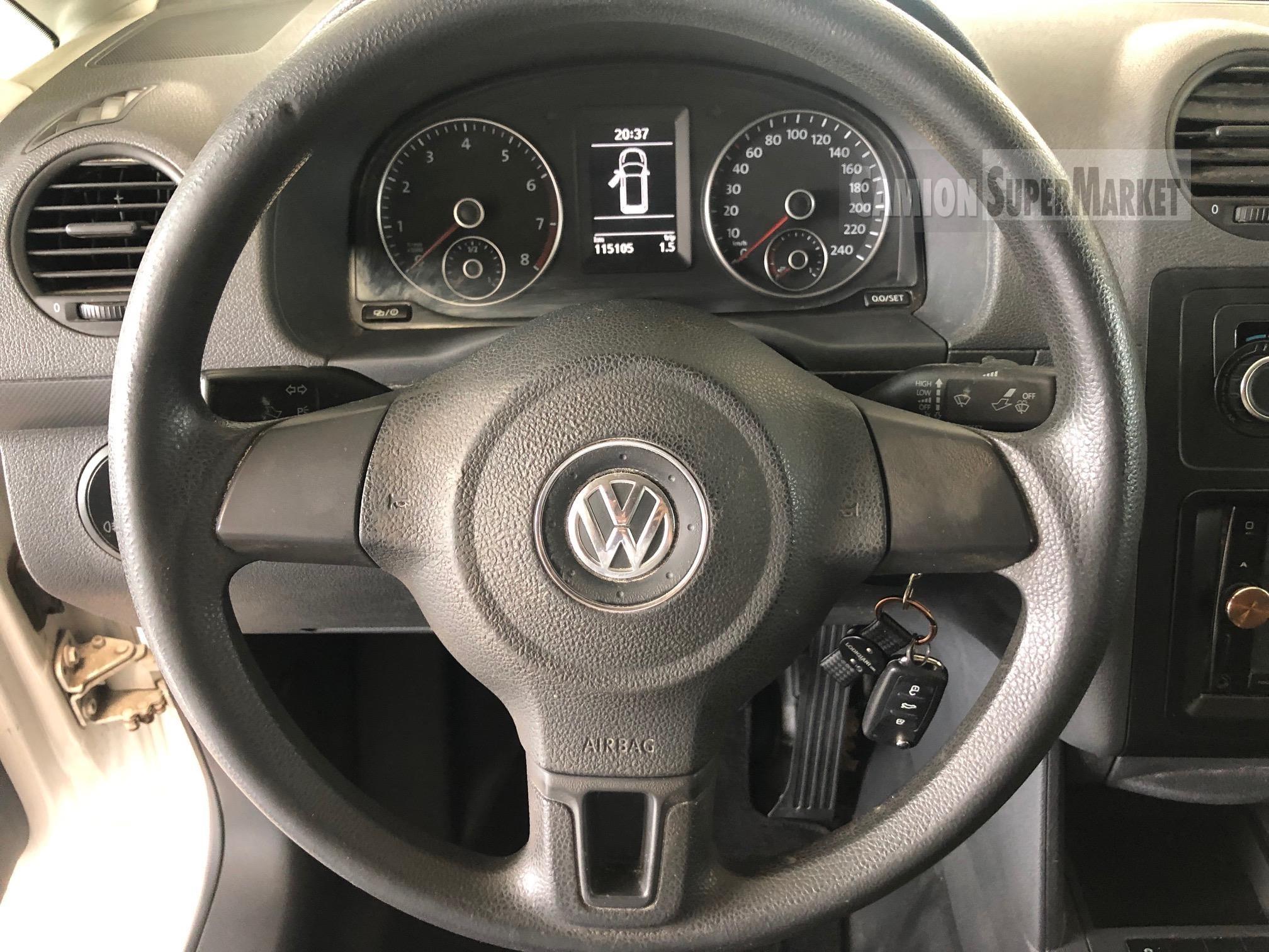 Volkswagen CADDY 2.0TDI Usato 2015 Lombardia