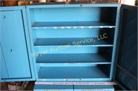 American Parts Cabinet with Keys