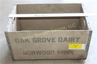 Oak Grove Dairy Box Norwood, MN
