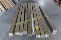 Lumber (9) 4x4   /   (1) 4x6