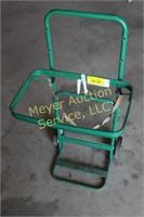 Green 2-wheel Cart