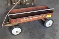 Red Wagon -Coast King