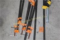 10 Wood Clamps