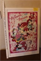 Minne Mouse framed Puzzle