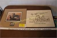 1996 SD Wildlife Restoration Stump