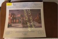 John Greene Hometown Holiday Print & picture