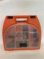 Black and Decker 12Volt Drill Kit