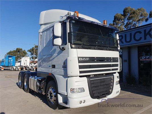 2013 DAF XF105 Trucks for Sale
