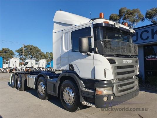 2006 Scania P340 Trucks for Sale