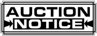 AUCTIONEERS NOTE