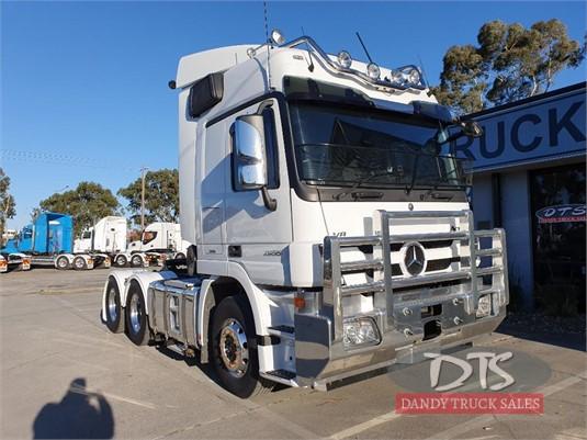 2015 Mercedes Benz Actros 2655 Dandy Truck Sales  - Trucks for Sale