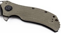 Zero Tolerance ZT0301 Combat Folding Knife