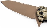 Hogue  EX-02 Sig Sauer Scorpion Folding Knife