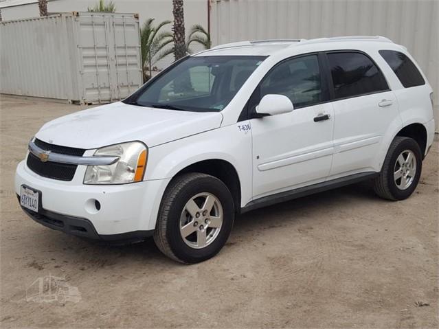2008 Chevrolet Equinox For Sale In Colton California Truckpaper Com
