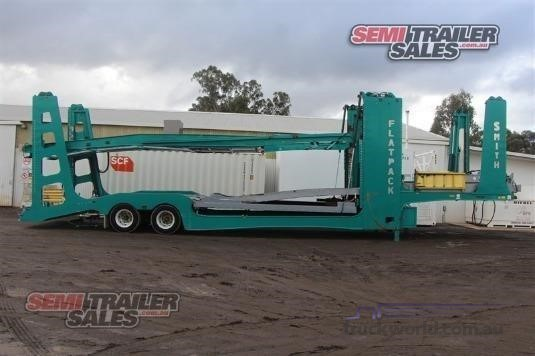2008 Smiths & Sons Car Carrier Trailer - Trailers for Sale