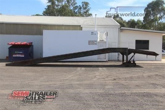 0 Custom Low Loader Trailer - Truckworld.com.au - Trailers for Sale