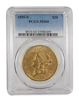 Online Rare Coin & Currency Auction #44