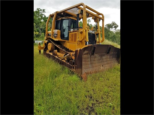 1990 Caterpillar D7H - Heavy Machinery for Sale
