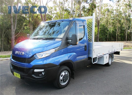 2015 Iveco Daily Iveco Trucks Sales  - Trucks for Sale