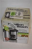 Hamilton Beach Rice Cooker