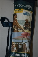 All Position Umbrella with Universal Clamp