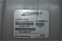 Platinum Windshield Washer Fluid Tank