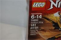Lego Ninjago Master of Spinjitzu Set