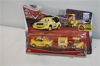 Disney Cars Chief RPM Toy Set
