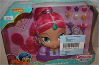 Spark & Style Shimmer Toy Set