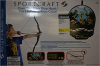 Sportcraft Over the Door Bow Hunt