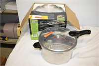(2) Partial Pressure Cookers