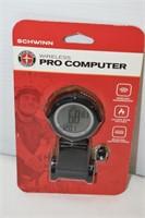 Schwinn Wireless Pro Bike Computer