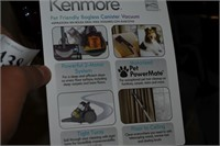 Kenmore Pet Friendly Bagless Canister Vacuum