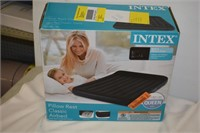 Intex Pillow Rest Classic Airbed Size Queen