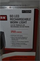 Craftsman 60LED Rechargeable Work Light