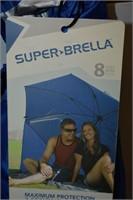 8' Super Brella