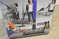Hoover Cordless Fusion Pet Vacuum (Used)