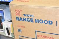 GE Appliance Range Hood (Dented)