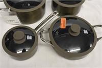4-Piece Kenmore Pan Set