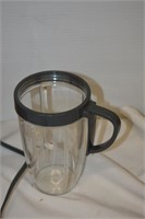 NutriBullet with Travel Cup (Tested to Turn On)