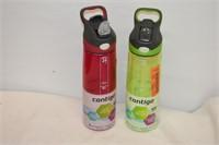 (2) Contigo 24Oz Water Bottles