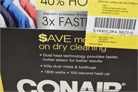 Conair Extreme Steam Fabric Steamer