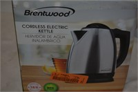 Brentwood Cordless Electric Kettle
