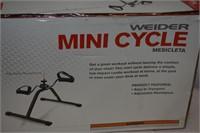 Weider Mini Cycle